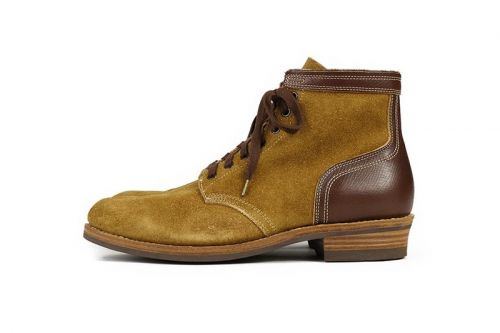 """Visvim Releases the Two-Toned """"LAFAYETTE BOOT"""" FOLK"""