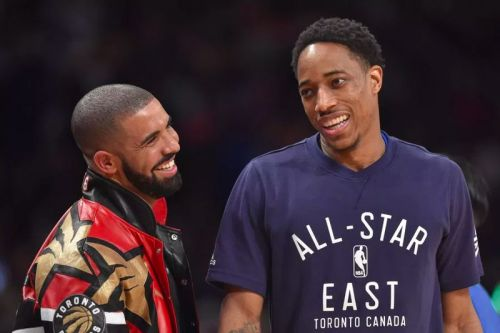 Drake Sends DeMar DeRozan a Personal Thank You Message After Spurs Trade