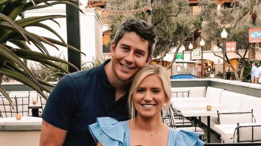 'Bachelor' Star Arie Luyendyk Jr. Responds to Parent-Shamers After Taking 2-Week-Old Alessi to Dinner