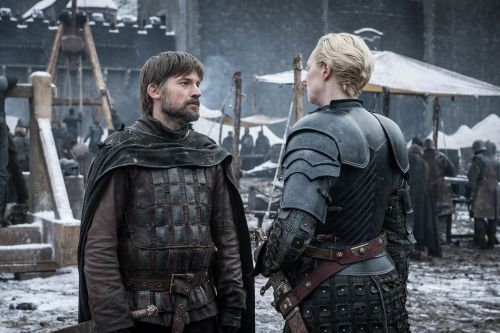 Brienne and Jaime hint they may be first to die on 'Game of Thrones'
