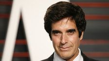 Magician David Copperfield Accused Of Sexual Assault By Ex-Teen Model
