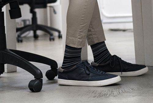 The stylish man's guide to different types of men's socks
