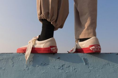 """Vans & Purlicue Channel the """"Year of the Pig"""" in Upcoming Footwear Collection"""