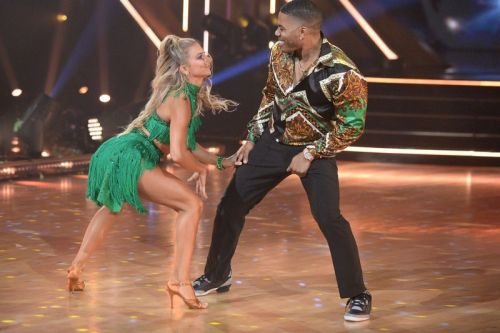 Nelly's Custom 'Dancing With the Stars' Sneakers To Go To Auction