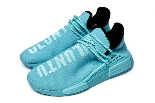 "Pharrell x adidas NMD Hu To Release in Refreshing ""Clear Aqua"""