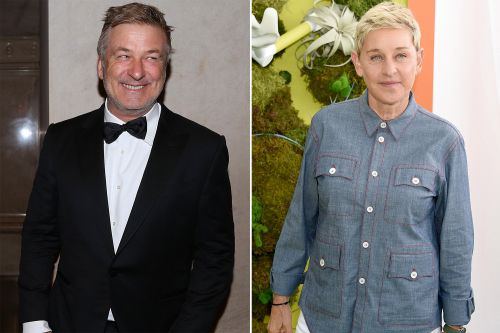 Alec Baldwin tells Ellen DeGeneres to 'keep moving forward' amid scandal