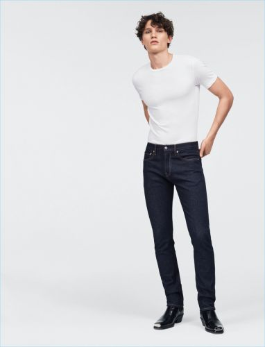 Calvin Klein Jeans Introduces 'The Denim Index'
