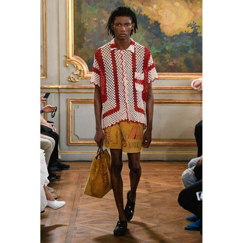Bode, Phipps, Hed Mayner - The First Day of Men's Shows in Paris Was A Celebration of Emerging Talent