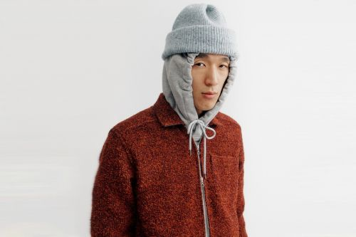 """A Kind Of Guise Combines New Silhouettes and Deadstock Garments for """"Winter Drop"""""""