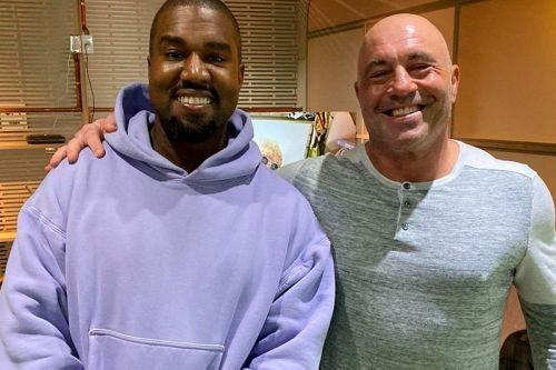Joe Rogan Reveals He Release Date for Kanye's 'The Joe Rogan Experience' Episode