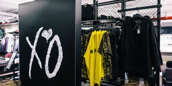 A Closer Look at The Weeknd x Puma XO Collection Launch in NYC