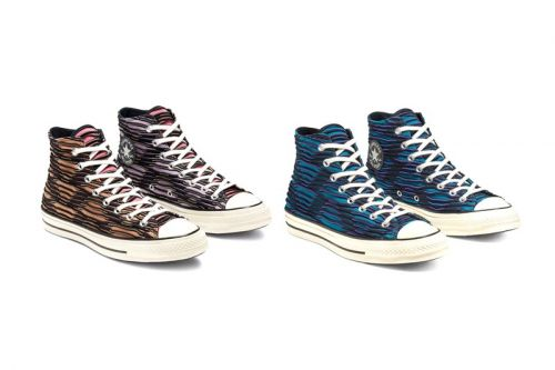 Converse's Chuck 70 Gets The Knitted Treatment