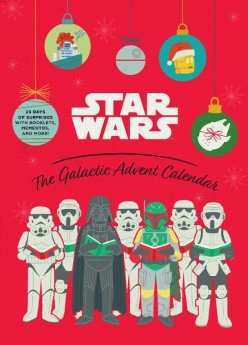 There's a 'Star Wars' Advent Calendar & It Includes a Candy Cane Lightsaber-Get It Before It's Gone
