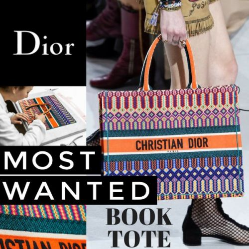 Must-Have: Dior's Book Tote