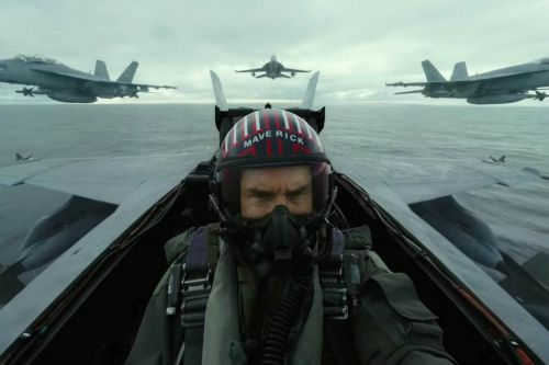 'Top Gun: Maverick' trailer puts Tom Cruise back in the danger zone
