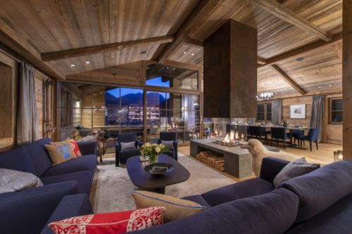 Chalech S: Lech's Luxury Chalet for the Über-Sophisticated