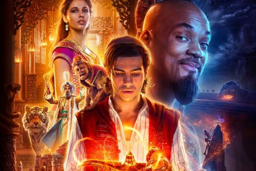 Latest Disney's 'Aladdin' TV Spot Highlights the Iconic Magic Carpet Ride