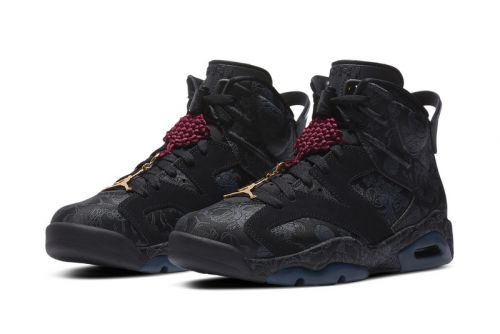 "Official Images of the Air Jordan 6 ""Singles' Day"""