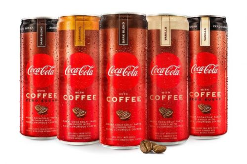 Coca-Cola With Coffee Is Finally Launching in the U.S