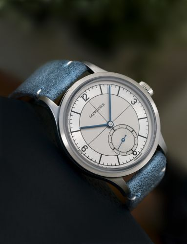The Longines Heritage Classic with a Sector Dial