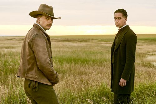 USA Network charts new Wild West path with 'Damnation'
