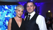 Pink's Husband Carey Hart Threatens To Shoot Wildfire Looters