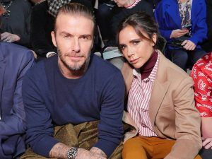 Did Victoria Beckham Just Confirm She And David Are Attending The Royal Wedding?