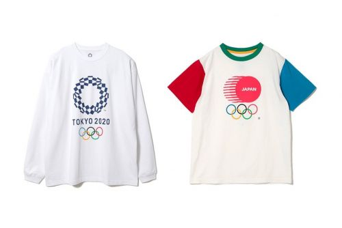 BEAMS Releases Official Tokyo Olympics Collection