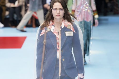 Gucci to Show SS19 Collection in Paris