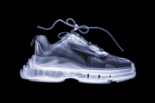 This Season's Most Popular Sneakers Get X-Rayed in New Art Series