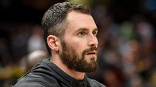 Kevin Love Encourages More Men To Speak Up About Anxiety