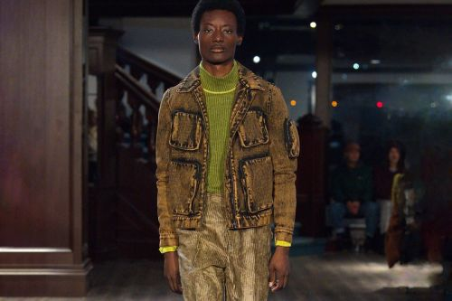 Eckhaus Latta FW20 Experiments With Shape, Silhouette and Suiting