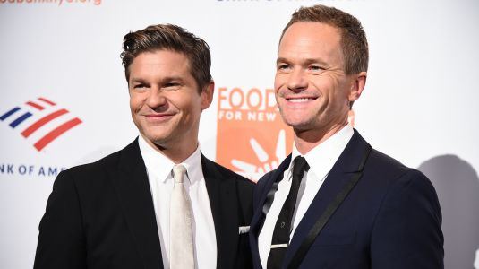 David Burtka Says His Kids 'Taught Me to Embrace Who I Am'