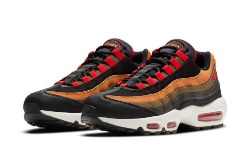This Nike Air Max 95 Is Full of Autumn Spirit