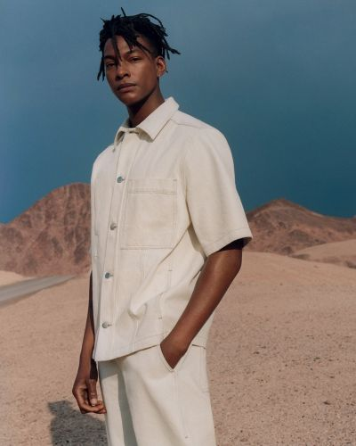 Ty Hits the Desert in Fresh COS Styles