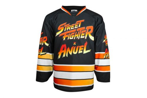 Annuel AA Joins Forces With Capcom for 'Street Fighter' Capsule Collection