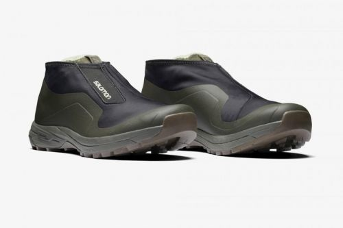 The Broken Arm Gives Salomon's XA-Alpine Mid a Forest-Toned Makeover