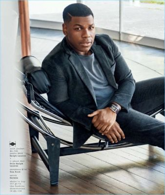 John Boyega Covers GQ, Talks Women & Fame