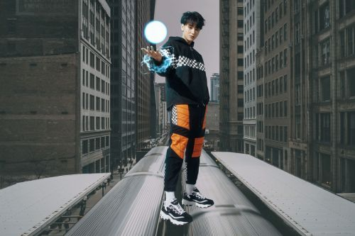 Chinese Pop-Star Huang Zitao Is Larger Than Life for Skechers' New D'Lites Campaign