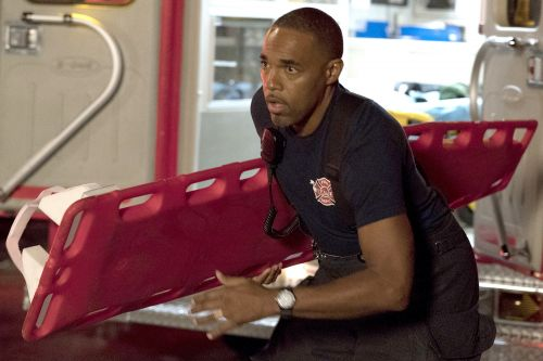 'Station 19' star Jason George is a daredevil at heart