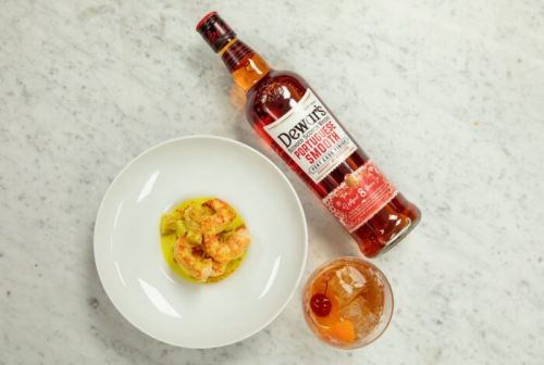The Spiced Tonic Highball with Dewar's Portuguese Smooth