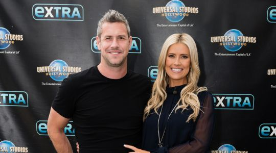 Pregnant Christina Anstead Gushes Over Husband Ant on Instagram: 'What a Dreamy Wedding Date'
