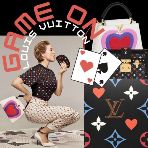 Louis Vuitton Game On Collection