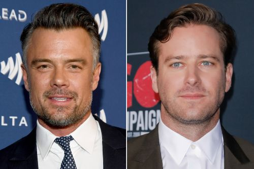 Josh Duhamel may replace Armie Hammer in 'Shotgun Wedding' with J.Lo