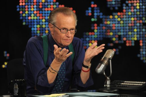 Legendary broadcaster Larry King dead at 87