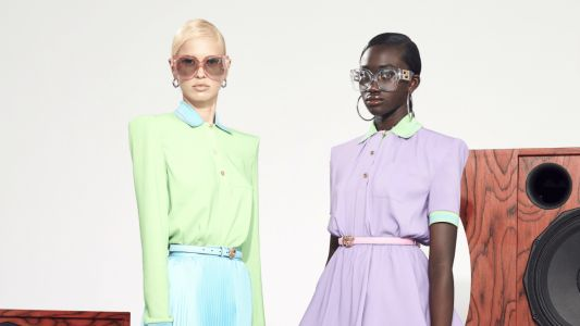 Designers Are Serving up Joyful Cotton Candy Pastels for Resort 2021