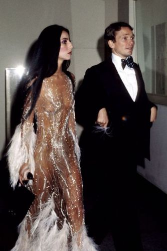 Bob Mackie Didn't Know How to Dress Cher When They First Met