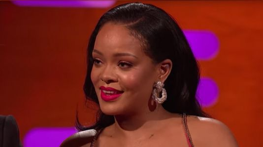 Rihanna Finally Addresses Her Wine Glass Stealing Habit and We Can't Stop LOLing