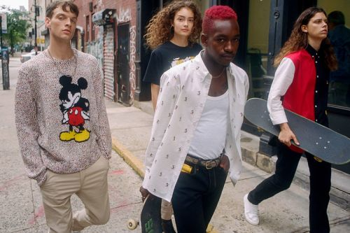 Rag & Bone Celebrate Mickey Mouse's 90th Birthday With Limited Capsule