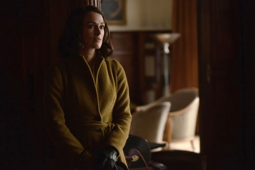 'The Aftermath' review: Keira Knightley can't elevate bad romance
